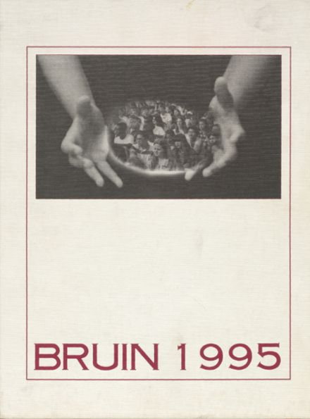 1995 Northside High School Yearbook Cover