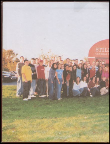 2003 Stillwater High School Yearbook Page 2
