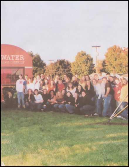 2003 Stillwater High School Yearbook Page 3