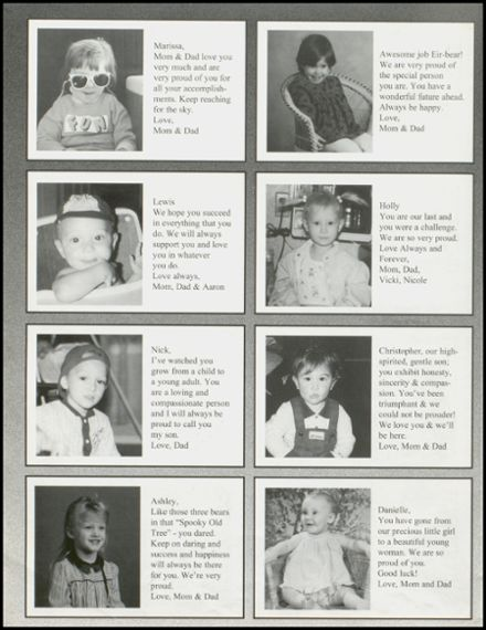 2003 Stillwater High School Yearbook Page 8