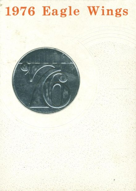 1976 Oakhaven Baptist Academy Yearbook Cover