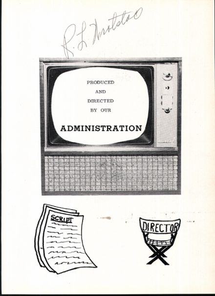 1957 Rosholt High School Yearbook Page 7