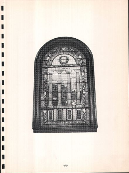 1954 Youngsville High School Yearbook Page 7