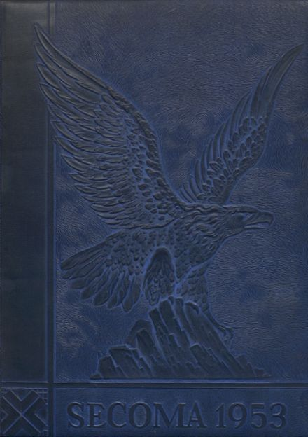 1953 Federal Way High School Yearbook Cover