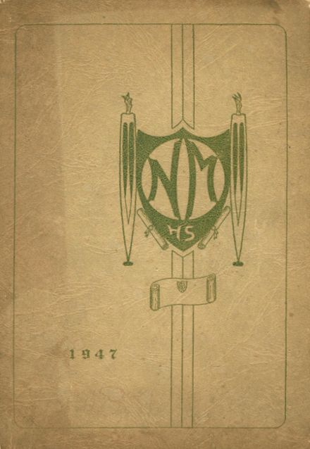 1947 New Milford High School Yearbook Page 1