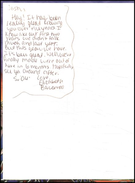 2003 Athens High School Yearbook Page 2
