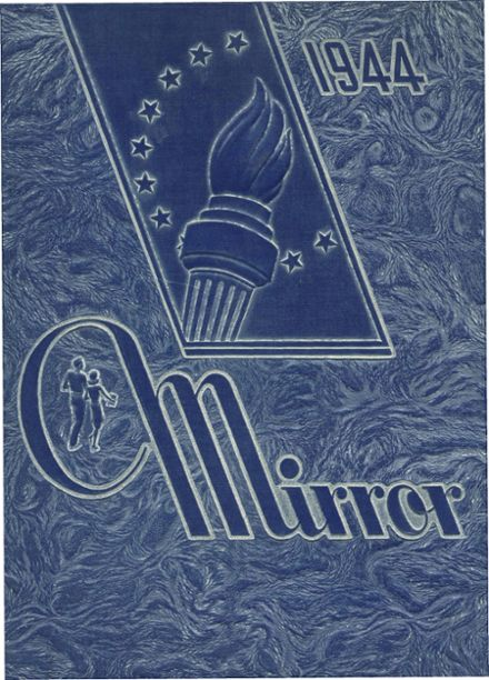 1944 Malad High School Yearbook Cover