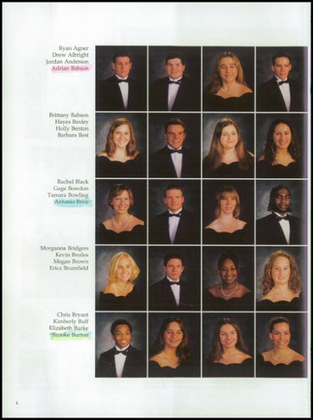 Explore 2004 South Brunswick High School Yearbook Southport Nc