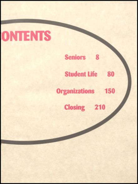 1999 Glasgow High School Yearbook Page 3