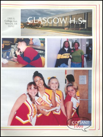 1999 Glasgow High School Yearbook Page 5