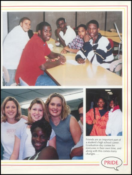 1999 Glasgow High School Yearbook Page 7