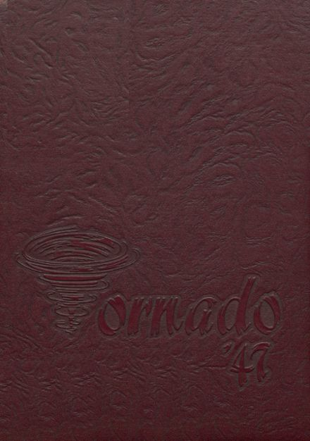 1947 Clinton High School Yearbook Cover