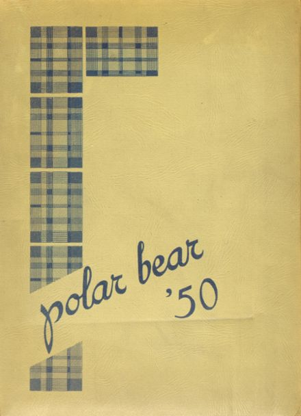 1950 Highland Park High School Yearbook Cover