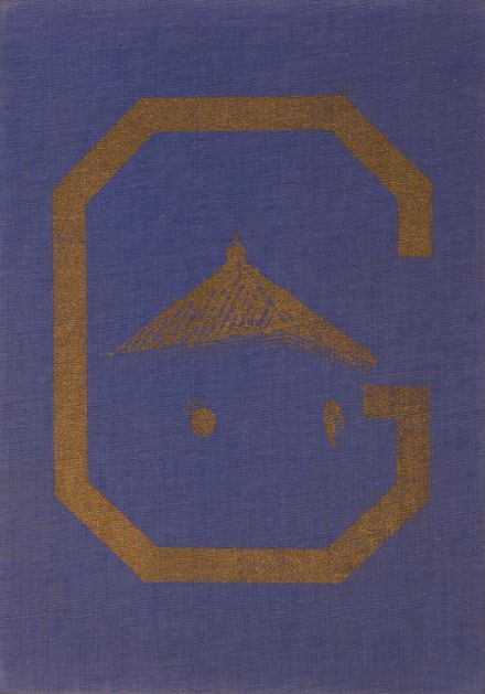 1970 Grant Union High School Yearbook Cover
