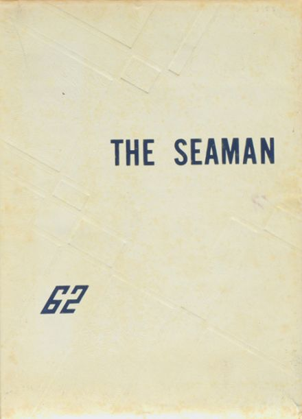 1962 Seaman High School Yearbook Cover