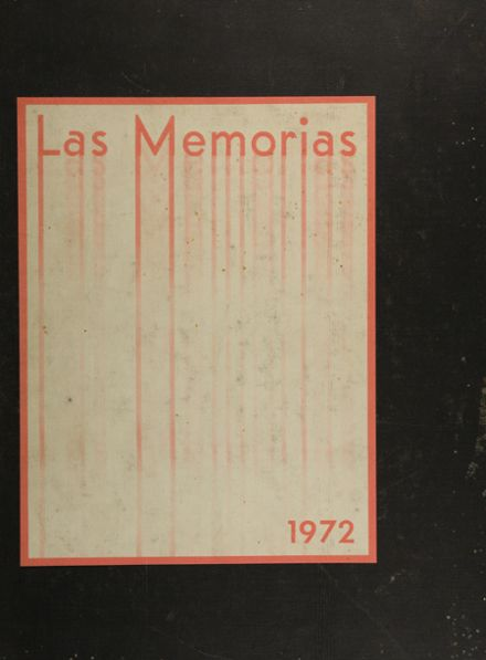 1972 Tascosa High School Yearbook Cover