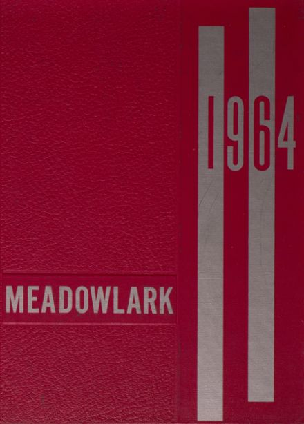 1964 Grand Meadow High School Yearbook Cover