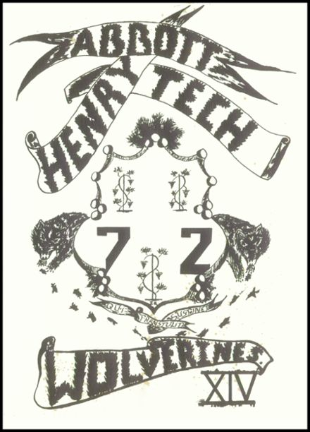 1972 Abbott Technical High School Yearbook Page 5