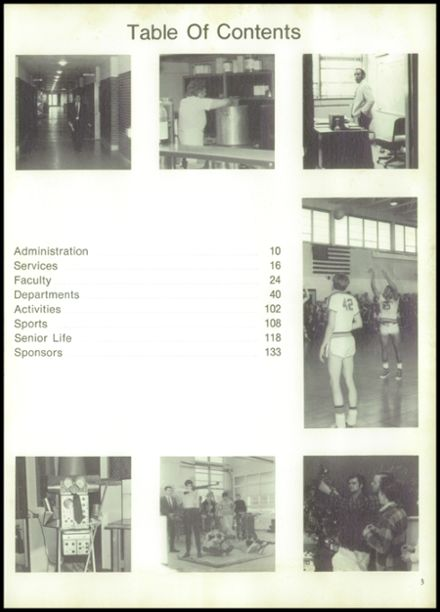 1972 Abbott Technical High School Yearbook Page 7
