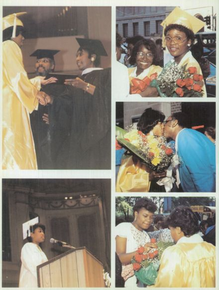 1988 Corliss High School Yearbook Page 8