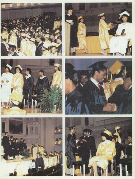1988 Corliss High School Yearbook Page 9
