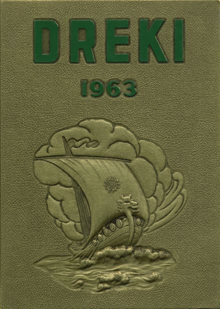 1963 Oxford Hills High School Yearbook Cover