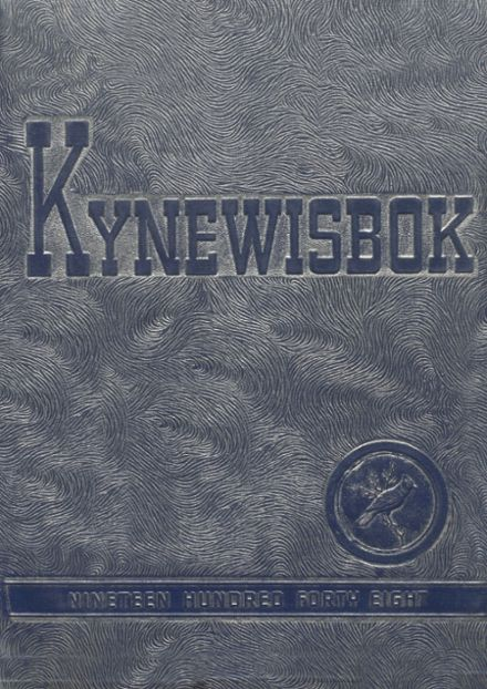 1948 Guthrie High School Yearbook Cover