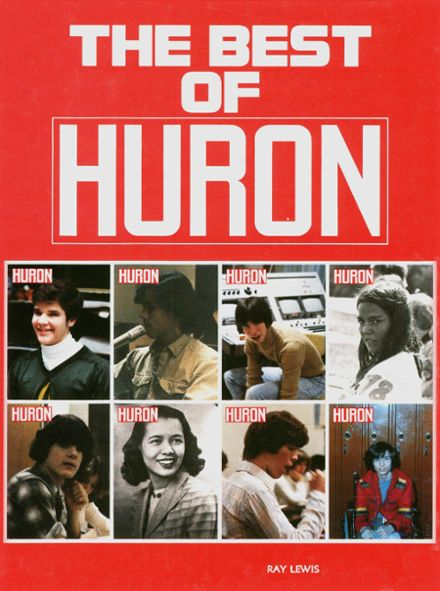 1978 Huron High School Yearbook Cover