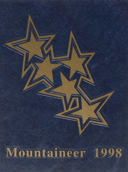 1998 Mt. St. Michael Academy Yearbook Cover