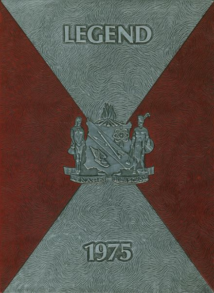 1975 Lenape High School Yearbook Cover