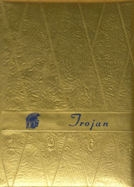 1964 Springfield High School Yearbook Cover