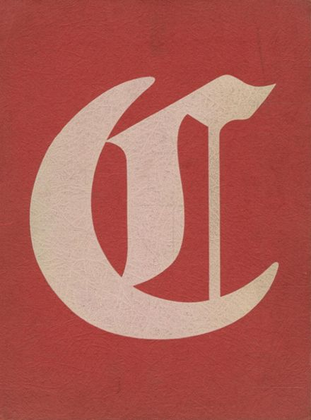 1943 Coquille High School Yearbook Cover