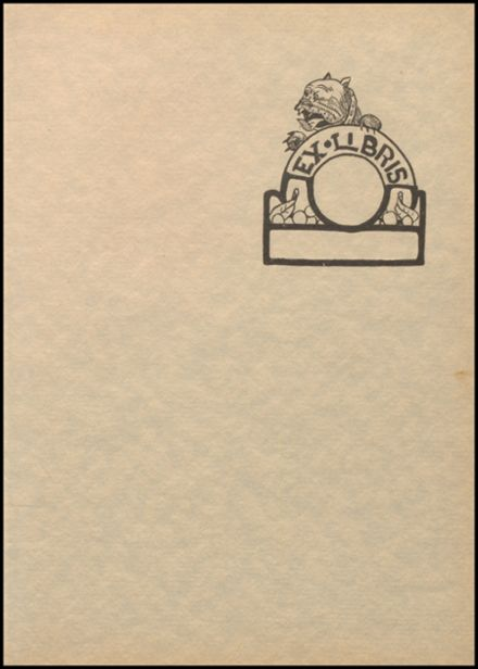 1928 Anniston High School Yearbook Page 3