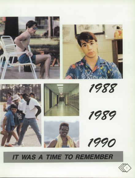 Explore 1988 Westover High School Yearbook, Fayetteville NC - Classmates