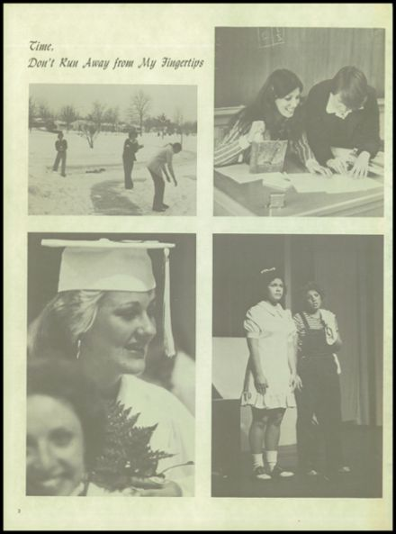 1977 Our Lady of Grace Academy Yearbook Page 6