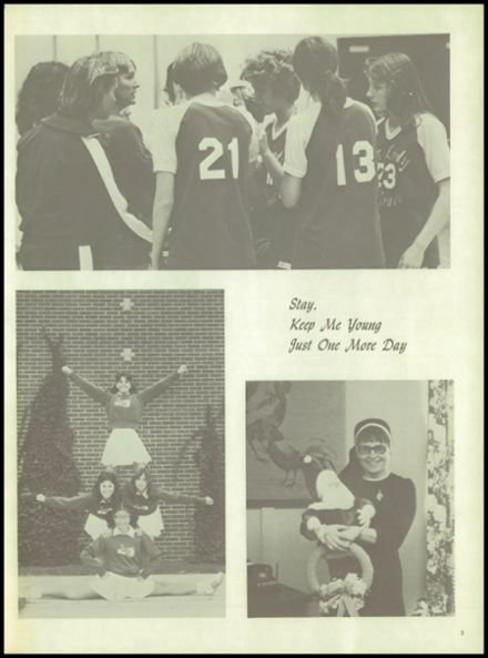 1977 Our Lady of Grace Academy Yearbook Page 7