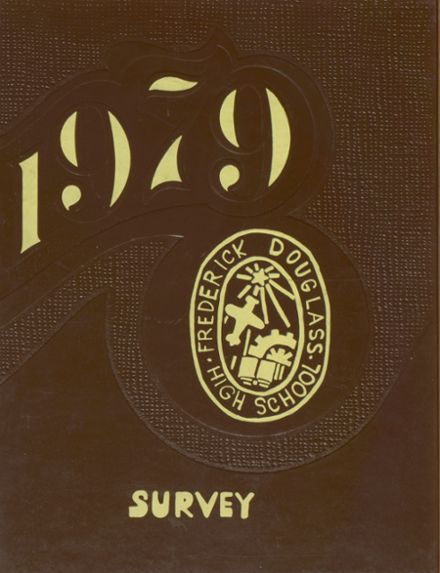 1979 Frederick Douglass High School 450 Yearbook Cover