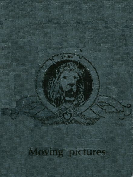 1984 Menchville High School Yearbook Cover