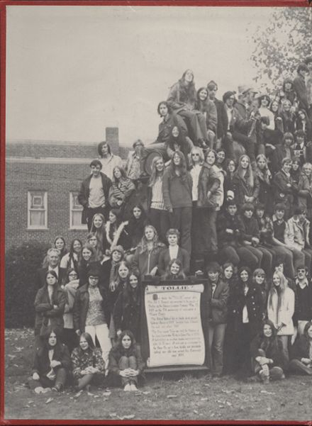1973 Shelton High School Yearbook Page 2