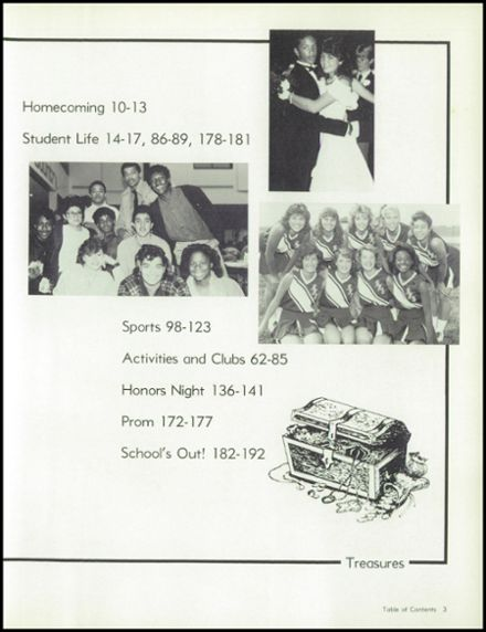 1986 Bolingbrook High School Yearbook Page 7