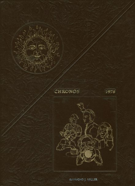 1978 Greece Arcadia High School Yearbook Cover