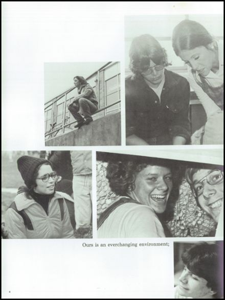1978 Greece Arcadia High School Yearbook Page 8