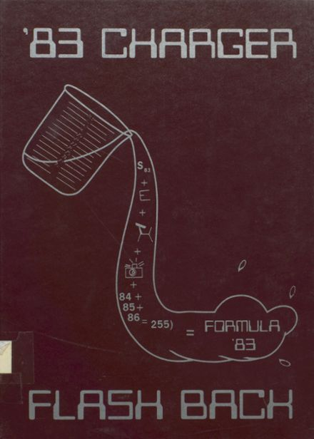 1983 North Montgomery High School Yearbook Cover
