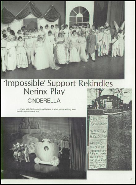 1985 Nerinx Hall High School Yearbook Page 7