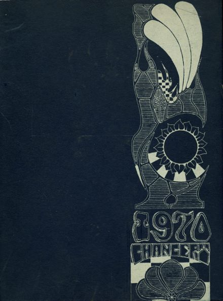 1970 Chatsworth High School Yearbook Cover