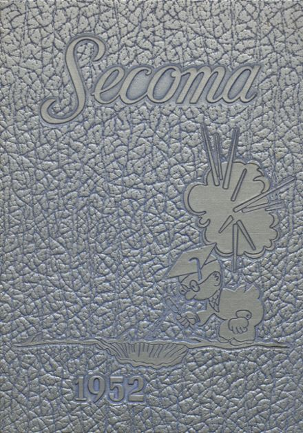 1952 Federal Way High School Yearbook Cover
