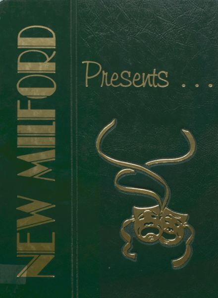 1994 New Milford High School Yearbook Cover