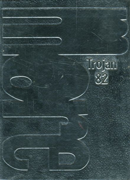 1982 Coldspring High School Yearbook Cover