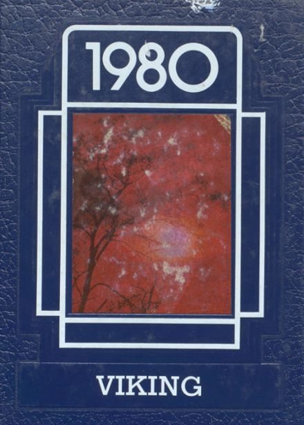 1980 Orcas Island High School Yearbook Cover
