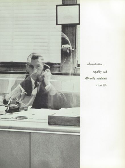 1963 Amherst Central High School Yearbook Page 9